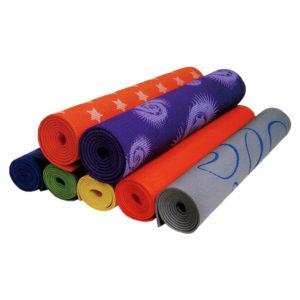 коврик для йоги и фитнеса для спорта дома тренировка в зале
