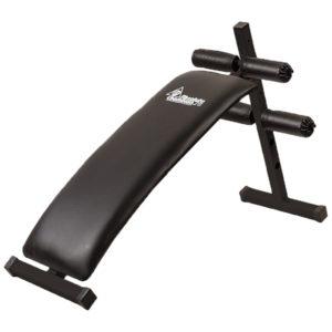скамья для пресса изогнутая доска прямая фитнес спорт
