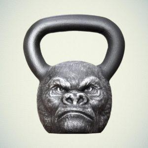 гиря горилла