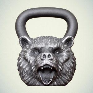 гиря медведь