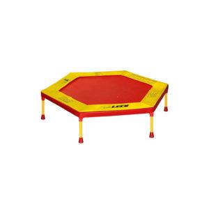 батут 100 см складные ножка для игровой комнаты детям радость