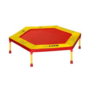 батут 160 см складные ножки для детей для дома для игры прыжки на батуте
