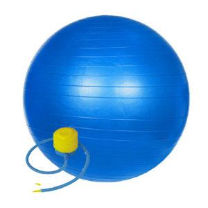 мяч гимнастический 100 см для гимнастики фитнес йога спорт движение зарядка упражнение и тренировка для детей и взрослых большой мяч огромный шар