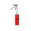 груша 20 кг для бокса карате кунг-фу дзюдо для отработки и постановки ударной техники силы удара фотография картинка изображение фото товара подвесная система карабин с цепью