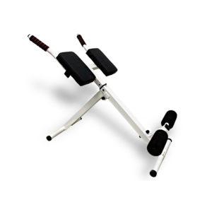 гиперэкстензия 150 скамья для мышц спины напольный мобильный тренажёр фото картинка внешний вид характеристика размер в наличии регулируемая высота